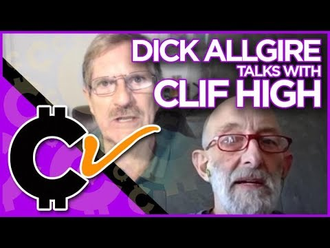 Clif High & Dick Allgire Talk Remote Viewing Web bot and Woo-Woo