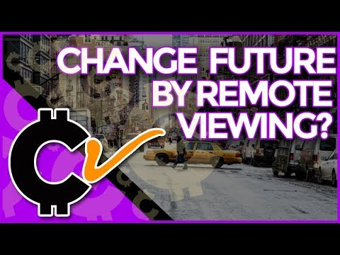Do Remote Viewers Affect The Future?