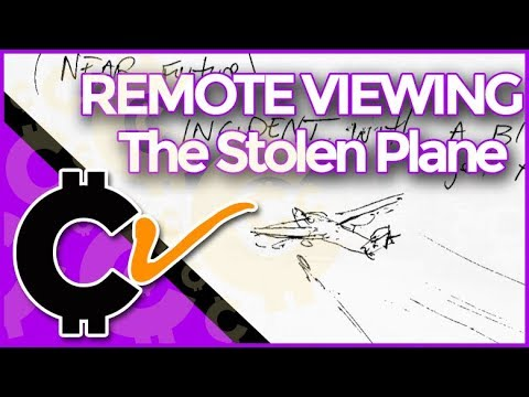 Remote Viewing Results: Stolen Airplane